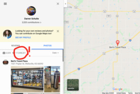 Getting Your Truckstop Noticed on Google Maps