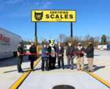 CAT Scale Co. Opens 2,000th Truck Scale