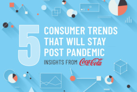 5 Consumer Trends that Will Stay Post Pandemic from Coca Cola