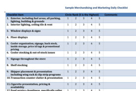 Take Flight with a Merchandising and Marketing Checklist