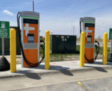 Iowa 80 Installs Electric Vehicle Charging Stations to Meet Growing Demand
