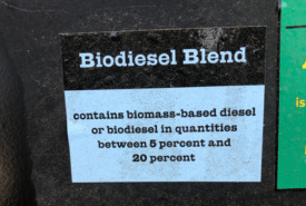 How Can My Travel Center Take Advantage of the Biodiesel Tax Credit?