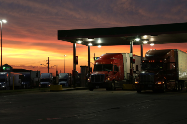Travel Plazas and Truckstops Open and Serving Nation's Truck Drivers