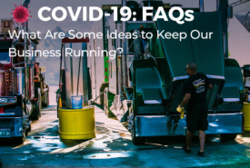 Keep Your Business Running: Ideas for You to Consider During the Coronavirus Pandemic
