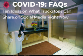 Ten Ideas on What Truckstops and Travel Centers Can Share on Social Media Right Now