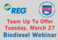 NATSO and Renewable Energy Group Biodiesel Webinar