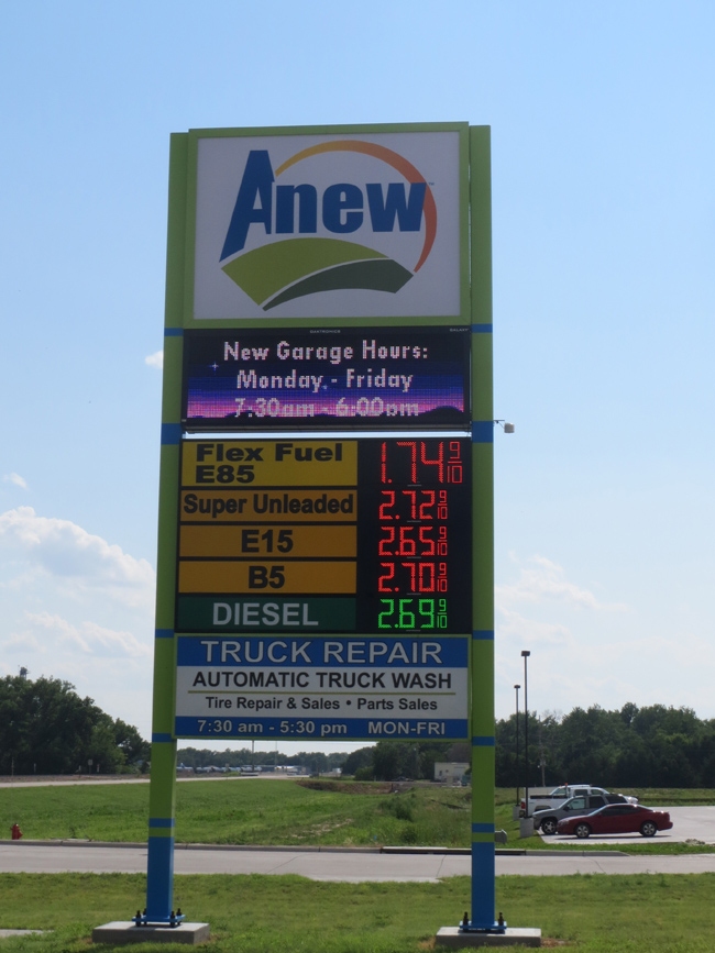 Anew Travel Center Sign.JPG