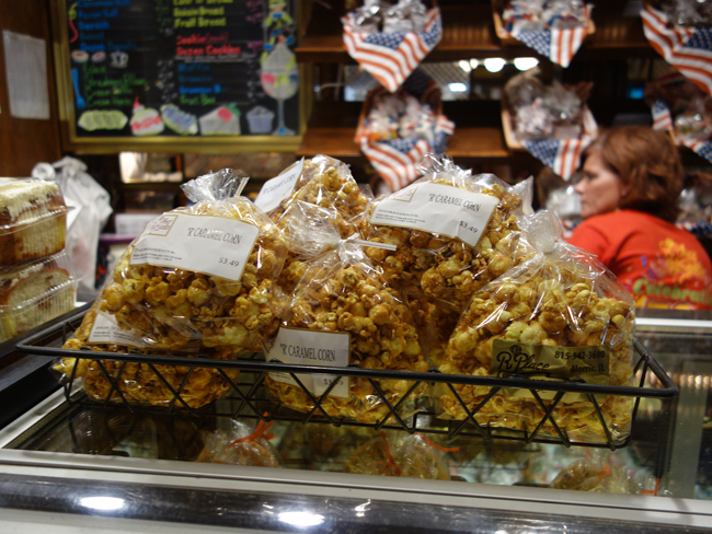 R-Place Family Eatery-Caramel Corn-EmployeeinBackhground-From Ed BurcherJI.jpg
