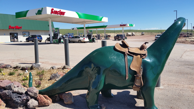 Reno Junction Travel Plaza-SADDLE ON DinosaurJI.jpg