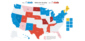 U.S. Election Midterm Results: Maps and Charts
